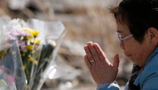 Silencio en Japón para recordar el desastre de