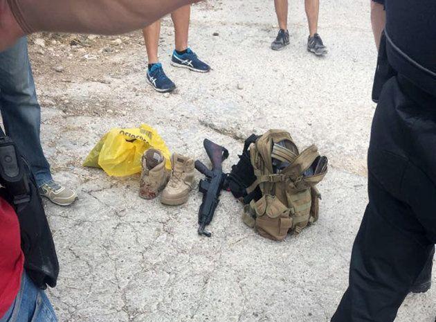 Detenido el hombre que disparó a dos policías locales en Gavà