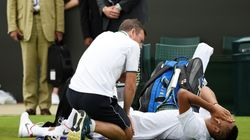 Por qué los ocho abandonos en primera ronda de Wimbledon están bajo