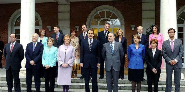 ¿Quién sabe dónde?: El primer Gobierno de Zapatero, diez años