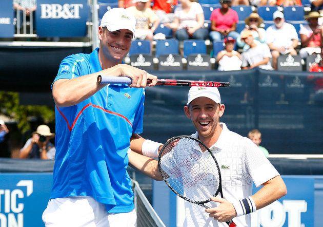 La foto que demuestra que en Wimbledon el tamaño no