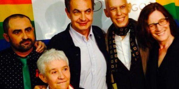 Zapatero afirma que el matrimonio homosexual