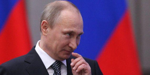 Putin da su visto bueno a un tratado de incorporación de Crimea a