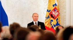 Putin firma el tratado de anexión: