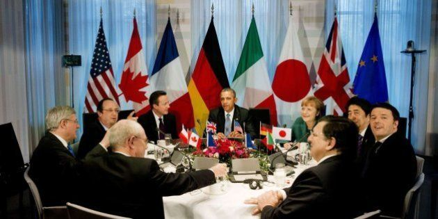 El G-7 da la espalda a Rusia y elige Bruselas en vez de