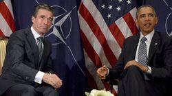 La OTAN mira al este de