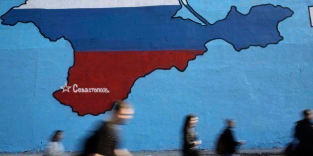 La ONU rechaza simbólicamente la anexión de Crimea a