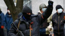 Prorrusos armados toman sedes oficiales en el sureste de