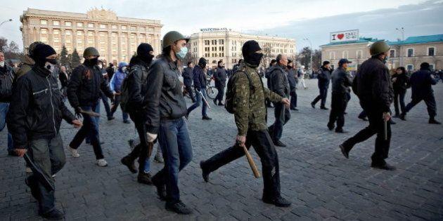 Ucrania lanza una