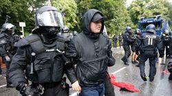 La policía de Hamburgo pide refuerzos por las manifestaciones