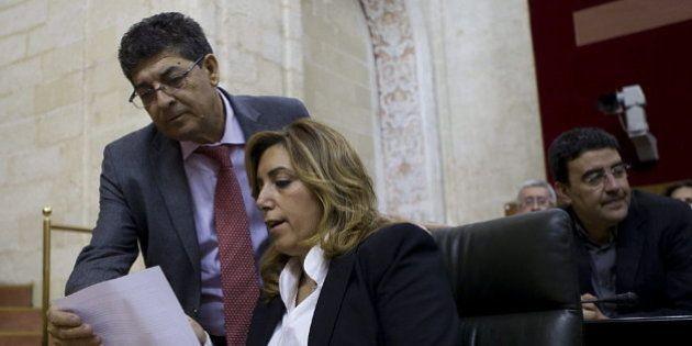 Susana Díaz retira las competencias de vivienda a la Consejería de Fomento liderada por