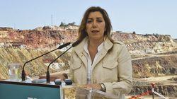 Susana Díaz no descartó elecciones