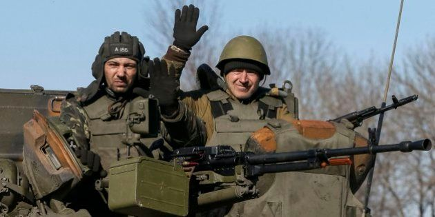 Kiev y los prorrusos acuerdan la retirada de armamento