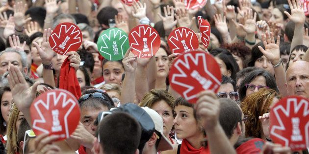 Las agresiones sexuales de San Fermín, lejos de