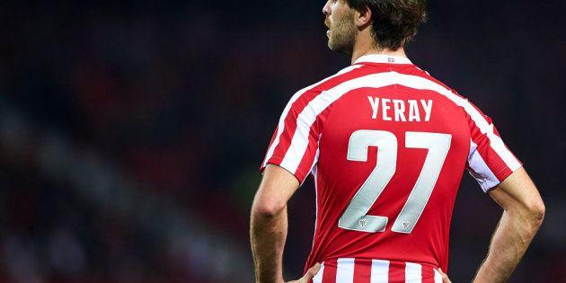 El precioso gesto del Athletic de Bilbao con Yeray, enfermo de