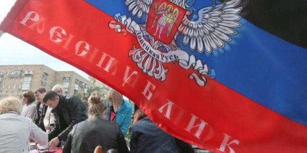 Donetsk y Lugansk declaran su independencia de