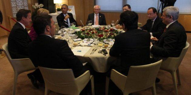 El G7 respalda a Ucrania y lanza un mensaje de aislamiento a