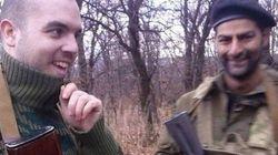 Detenidos ocho españoles por luchar en Ucrania