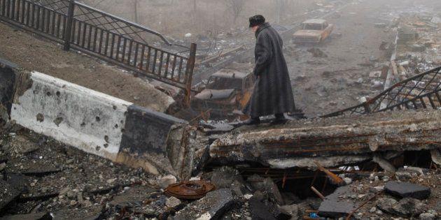 Más de 6.000 personas han muerto en el este de Ucrania desde 2014, según la