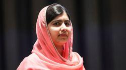 Malala se abre