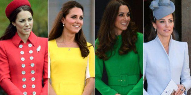 Kate Middleton: todos los vestidos de su viaje por Australia