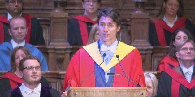 El discurso con el que el primer ministro de Canadá, Justin Trudeau, está enamorando al