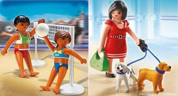 40 años de Playmobil: así han cambiado los clics
