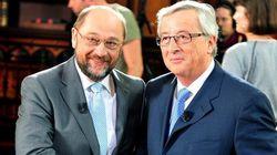 Líderes socialdemócratas apoyan a Juncker al frente de la