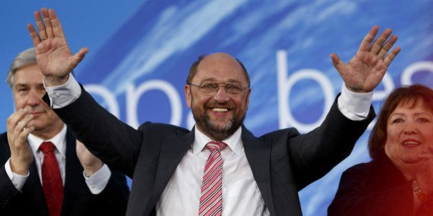 Martin Schulz, candidato socialista a presidir la Comisión: librero, eurodiputado y