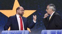 ¿A quién prefieres como presidente de la Comisión Europea?