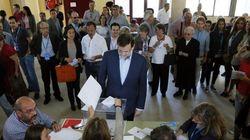 La jornada electoral en