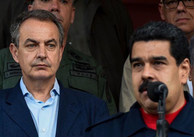 El día que Zapatero dejó de ser un jarrón