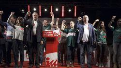 Los partidos minoritarios arrancan la campaña criticando a Europa y el