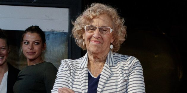 Carmena rechaza poner una pancarta de Miguel Ángel Blanco para