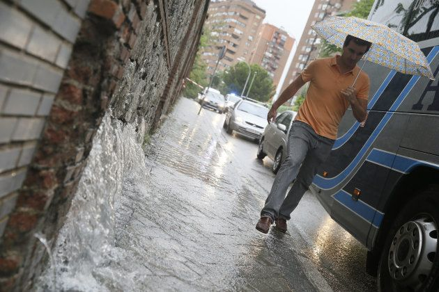 Los fenómenos meteorológicos adversos son un riesgo para la