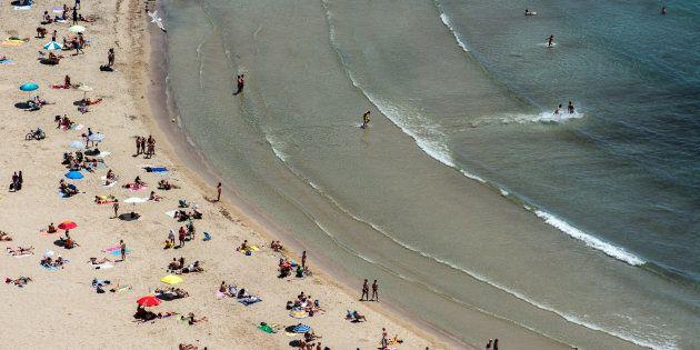 Llega una ola de calor con hasta 45ºC en algunas zonas de
