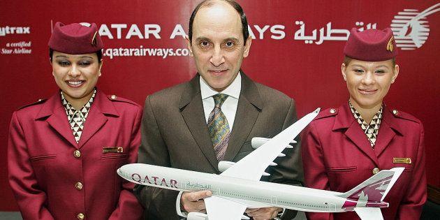 El presidente de Qatar Airways llama