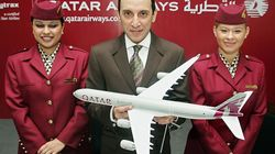 El presidente de Qatar Airways tira de machismo para presumir de