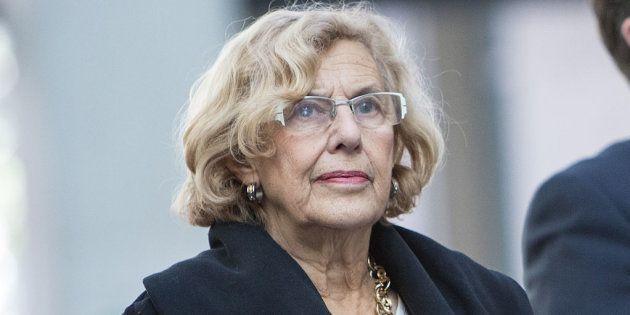 Manuela Carmena convoca una concentración para recordar