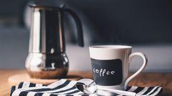 Tres tazas de café al día son buenas para la