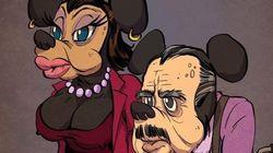 Tus dibujos animados favoritos, convertidos en señores