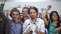 Podemos: de proyecto político a tercera fuerza del país, en ocho