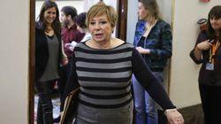 Celia Villalobos recula sobre las rastas de Podemos: