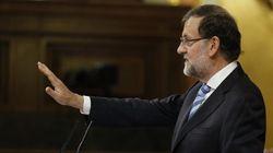Rajoy habla ¿claro? sobre el motivo del auge de