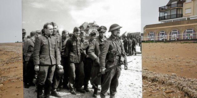 El pasado y el presente, unidos en los escenarios del desembarco