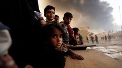 El ISIS, las tropas iraquíes, la coalición internacional: la