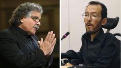 Tardá exige a Echenique que pida perdón por