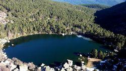 Preocupación por el color que tiene la Laguna Negra a la que escribió