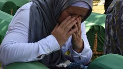 Enterradas otras 71 víctimas de la matanza de Srebrenica de
