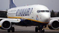 La ofertaza de Ryanair que acaba en pocas horas: lanza 250.000 asientos a 9,99